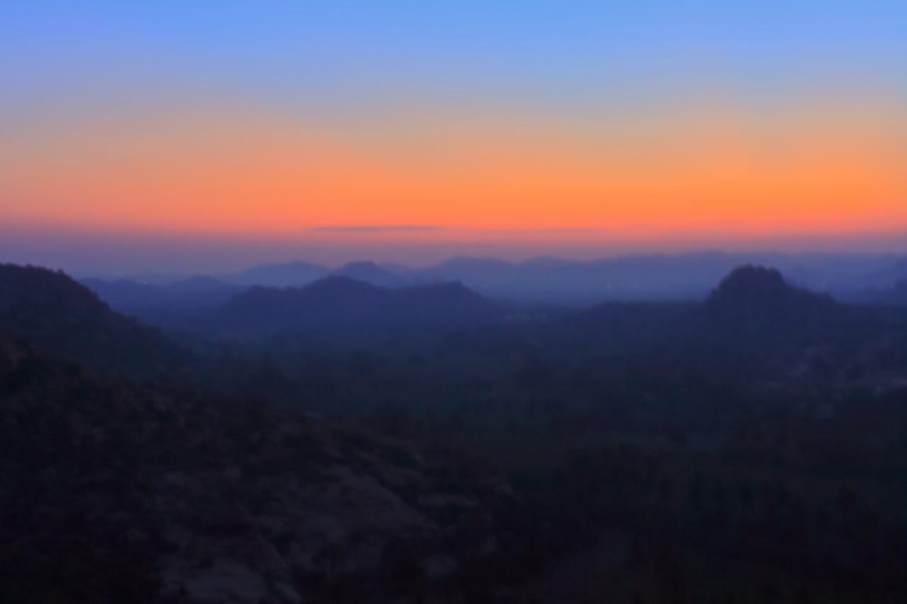 Trekking in Karnataka